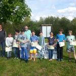 2015: Bruckmandl-Regatta und Training