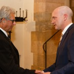 Ratisbona-Verdienstnadel für Franz-Josef Pantel